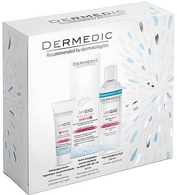 Set - Dermedic Angio (cr/40ml + cr/7ml + micel/water/100ml)
