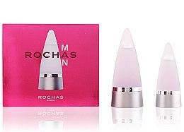 Parfumuri și produse cosmetice Rochas Rochas Man - Set (edt/100ml + edt/50ml)