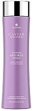 Parfumuri și produse cosmetice Șampon cu extract de caviar și efect de netezire - Alterna Caviar Anti-Aging Smoothing Anti-Frizz Shampoo