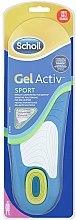 Parfumuri și produse cosmetice Tălpi interioare pentru confort - Scholl Gel Activ Insole Sport Woman