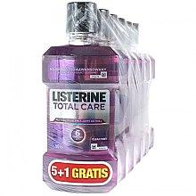 Parfumuri și produse cosmetice Set - Listerine Total Care (rinser/6x500ml)