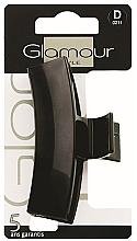 Parfumuri și produse cosmetice Agrafă de păr, 0211, neagră - Glamour