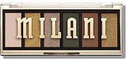 Parfumuri și produse cosmetice Paletă farduri de ochi - Milani Most Wanted Palettes