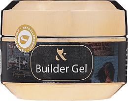 Parfumuri și produse cosmetice Gel alb de unghii - F.O.X Builder White Gel