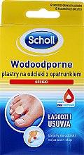 Parfumuri și produse cosmetice Plasturi impermeabili - Scholl Waterproof Bandages