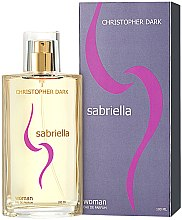 Parfumuri și produse cosmetice Christopher Dark Sabriella - Apă de parfum