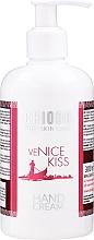 Parfumuri și produse cosmetice Cremă pentru mâini - Chiodo Pro Venice Kiss Hand Cream