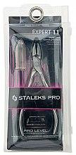 Parfumuri și produse cosmetice Clește pentru manichiură NE-11-15 - Staleks Pro Expert