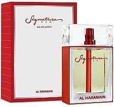 Parfumuri și produse cosmetice Al Haramain Signature Red - Apă de parfum