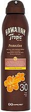 Parfumuri și produse cosmetice Ulei autobronzant pentru corp - Hawaiian Tropic Protective Dry Oil Spray SPF 30