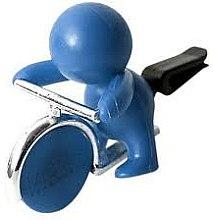 Parfumuri și produse cosmetice Mr&Mrs Fragrance Gino Light Blue Caribbean Sea - Aromatizator auto