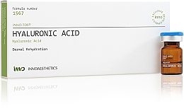 Духи, Парфюмерия, косметика Гиалуроновая кислота - Innoaesthetics Inno-TDS Hyaluronic Acid