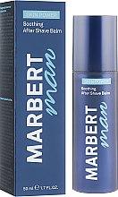 Parfumuri și produse cosmetice Balsam după ras - Marbert Man Skin Power Soothing After Shave Balm