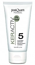 Parfumuri și produse cosmetice Mască de păr - Postquam Keractiv Smooth Mask With Keratin