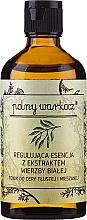 Parfumuri și produse cosmetice Esență facială cu extract de salcie albă - Polny Warkocz