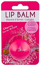 """Parfumuri și produse cosmetice Balsam de buze """"Vișini"""" - Cosmetic 2K Lip Balm"""
