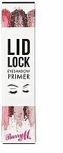 Parfumuri și produse cosmetice Primer pentru pleoape - Barry M Lid Lock Eyeshadow Primer