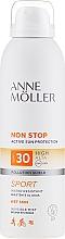 Parfumuri și produse cosmetice Spray de protecție solară pentru corp - Anne Moller Non Stop Active Sun Invisible Mist SPF30