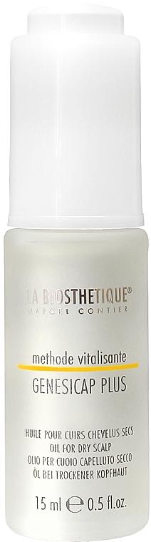 Масло для сухой кожи головы - La Biosthetique Methode Vitalisante Genesicap Plus — фото N1