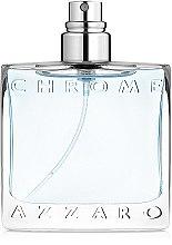 Parfumuri și produse cosmetice Azzaro Chrome - Apă de toaletă (tester fără capac)