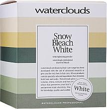 Parfumuri și produse cosmetice Pudră iluminatoare - Waterclouds Snow Bleach White