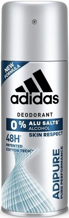 Deodorant pentru bărbați - Adidas Adipure Pure Perfomance