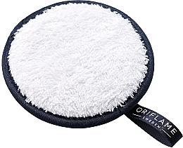 Parfumuri și produse cosmetice Burete pentru curățarea feței, reutilizabil - Oriflame Love Nature Reusable Cleansing Pad