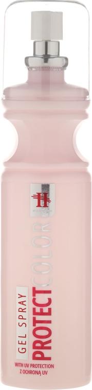 """Spray gel pentru păr """"Protecția culori"""" - Tenex Hegron Spray Protect Color — Imagine N1"""