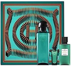 Parfumuri și produse cosmetice Hermes Eau Dorange Verte - Set (edc/100ml + sh/gel/40ml + edc/7.5ml)