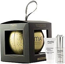 Parfumuri și produse cosmetice Set - Matis Reponse Intensive (f/ser/15ml + f/cr/15ml)