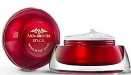 Parfumuri și produse cosmetice Gel cu ingrediente naturale și minerale din Marea Moartă pentru ochi - Alona Shechter Beautyli Eye Gel