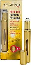 Parfumuri și produse cosmetice Atomizor - Travalo Touch Ellegance Roll-On Gold