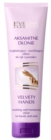 Tratament hidratant pentru mâini și unghii (Elixir) - Eveline Cosmetics Velvet Hands