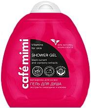 """Parfumuri și produse cosmetice Gel de duș """"Vitamine pentru piele"""" - Le Cafe de Beaute Cafe Mimi Shower Gel"""