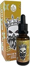 """Parfumuri și produse cosmetice Ulei parfumat pentru barbă """"Vanilie-mango"""" - Man's Beard Huile De Barbe Parfumee"""