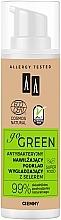 Parfumuri și produse cosmetice Fond de ten, cu efect antibacterian - AA Go Green Foundation