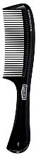 Parfumuri și produse cosmetice Perie de păr BB7 - Uppercut Deluxe Styling Comb BB7 Black