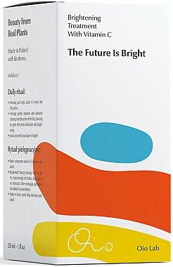 Ser facial - Oio Lab The Future is Bright Brightening Treatment With Vitamin C — Imagine N2