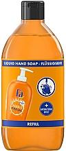 Parfumuri și produse cosmetice Săpun antibacterian lichid cu aromă de portocală - Fa Hygiene & Fresh Orange Scent Liquid Soap (rezervă)