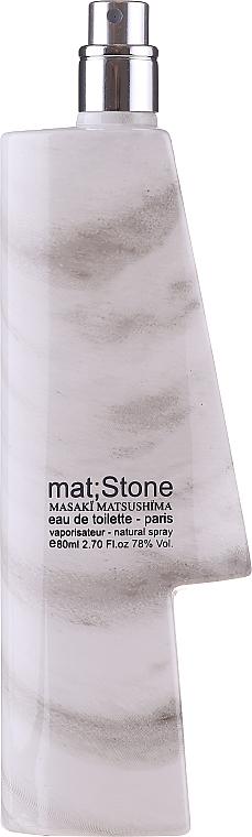 Masaki Matsushima mat; stone - Apă de toaletă (tester fără capac)