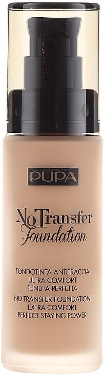 Primer pentru față - Pupa No Transfer Foundation