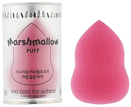 Parfumuri și produse cosmetice Burete de machiaj - Too Cool For School Marshmallow Puff Pink