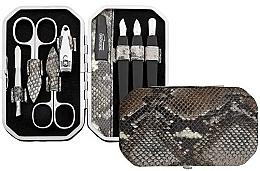 Parfumuri și produse cosmetice Set de manichiură - DuKaS Premium Line PL 191HSH