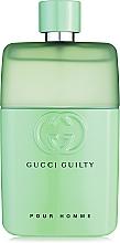 Parfumuri și produse cosmetice Gucci Guilty Love Edition Pour Homme - Apă de toaletă
