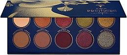 Parfumuri și produse cosmetice Paletă farduri de ochi - Zoeva Premiere
