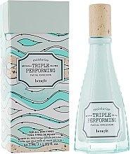 Parfumuri și produse cosmetice Emulsie pentru față - Benefit Triple Perfoming Facial Emulsion SPF 15 PA++