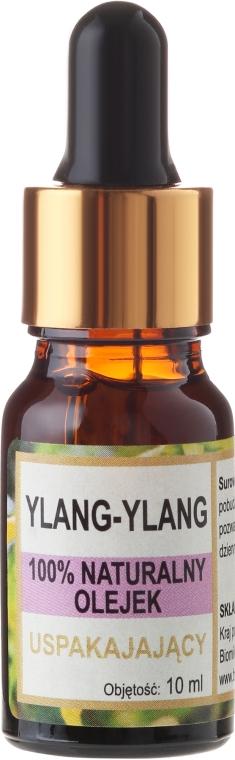 """Ulei natural de """"Ylang Ylang"""" - Biomika Ylang-Ylang Oil"""