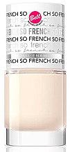 Parfumuri și produse cosmetice Lac de unghii - Bell So French