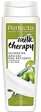 Parfumuri și produse cosmetice Lapte de măsline pentru duș - Perfecta Olive Shower Milk