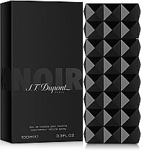Parfumuri și produse cosmetice Dupont Noir pour Homme - Apa de toaletă
